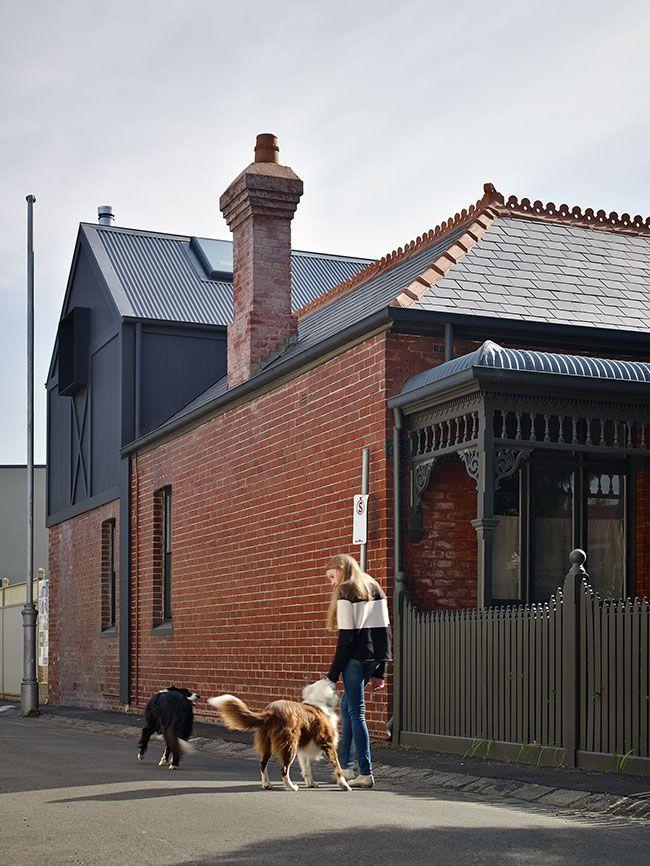 Visite Dune Maison Edwardienne Entirement Rnov Melbourne Modernit Lgance Et Bonnes Ides Dco