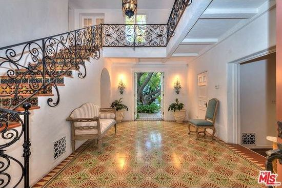 Beverly Foyer Mirror : Best spanish revival homes inspiration images on