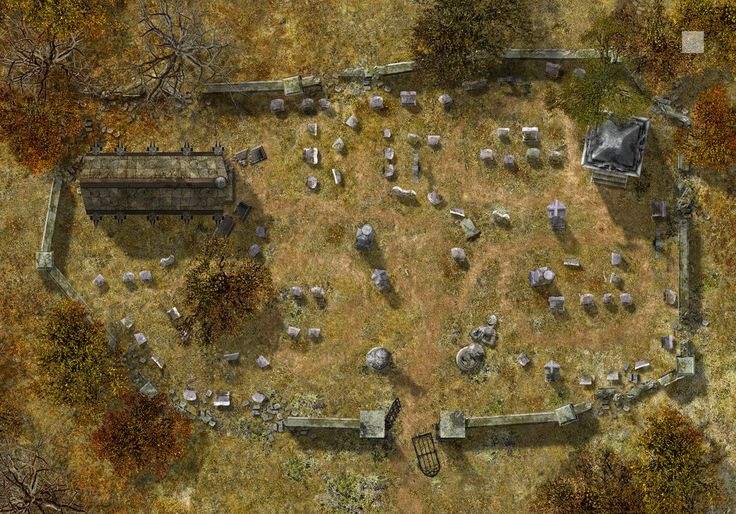 This graveyard will be used as a side adventure in my Rise of the Runelords game. The players are a bit short on XP as they head into a difficult part of the quest: the infiltration of Thistletop. ...