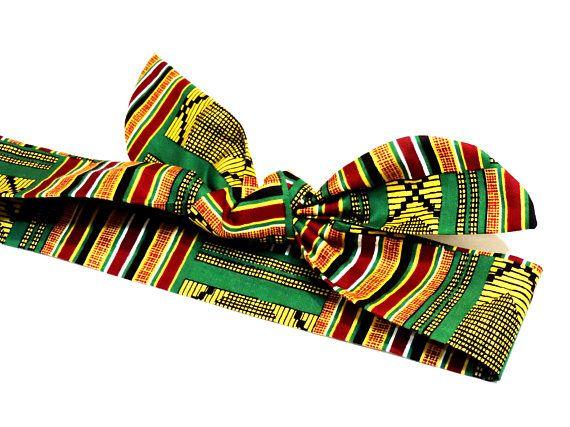 Ethnic Tribal Cooling Bandana Neck Cooler African Design