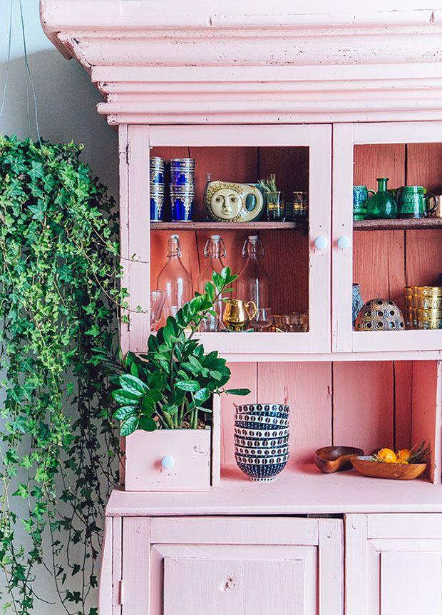botanicals + blush