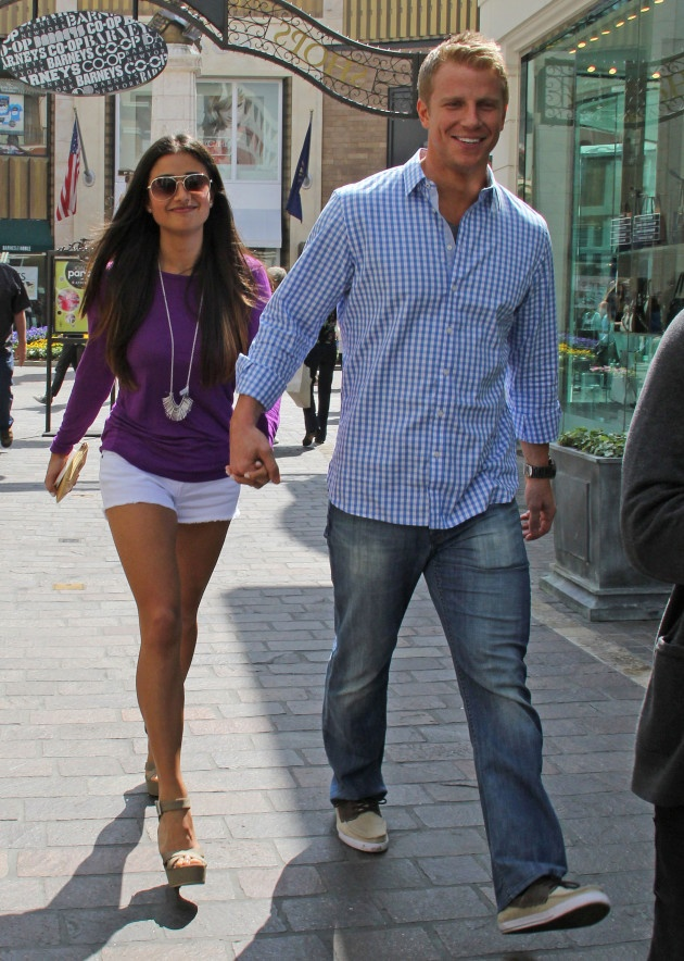 Sean Lowe and Catherine Giudici Had Sex on The Bachelor, Tabloid Claims