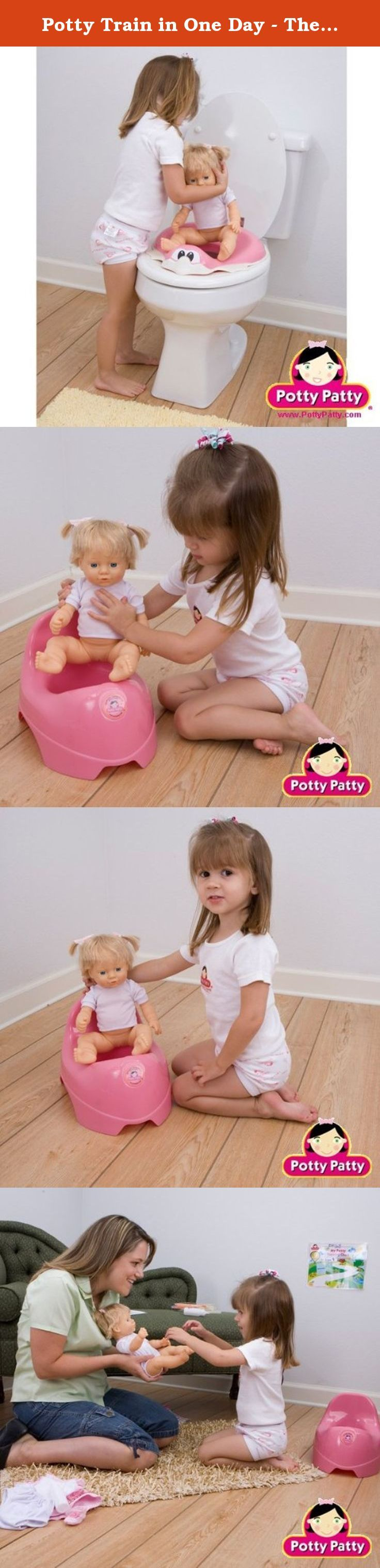 Potty Train in One Day - The Complete System for Girls ...