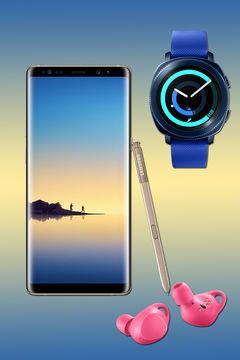 Adventskalender, Smartwatch, Handy