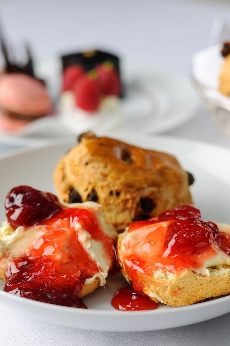 Traditionally British, scones make a delicious sweet or savoury treat. Our impressive collection of scone recipes includes Adam Gray's chocolate scones and Daniel Clifford's cheese scones