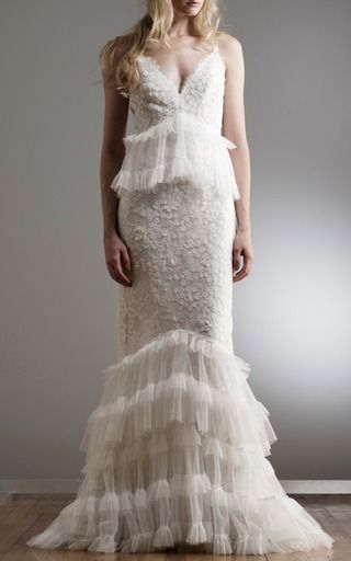 Elizabeth Fillmore Antoinette gown
