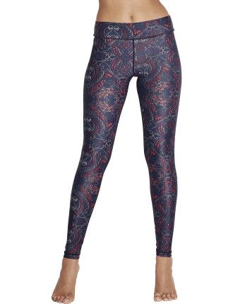 The Upside Prana Pant Paisley