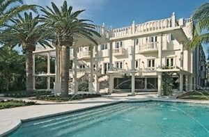 Scott Storch's Foreclosed House.