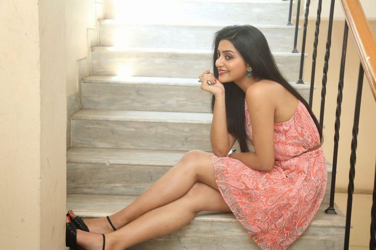 Latest Avanthika Latest Photos at Maaya Movie Logo Launch