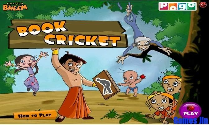 Find Chota Bheem Book Cricket Game Free Download - Get compete Setup of Chota Bheem Cricket Book Games for playing.