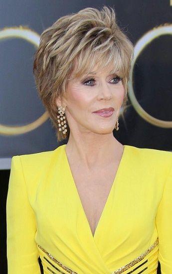 Jane Fonda Hairstyles 2013 02 24 Messy Hairstyles