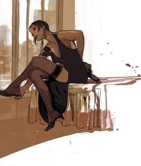 Greg Tocchini, The Last Days Of American Crime