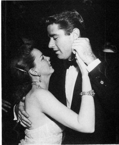 Judy Garland & Peter Lawford