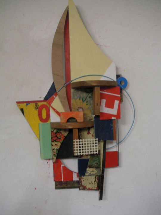 Assemblage and Collage