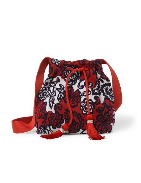 Tassel Pouch Bag