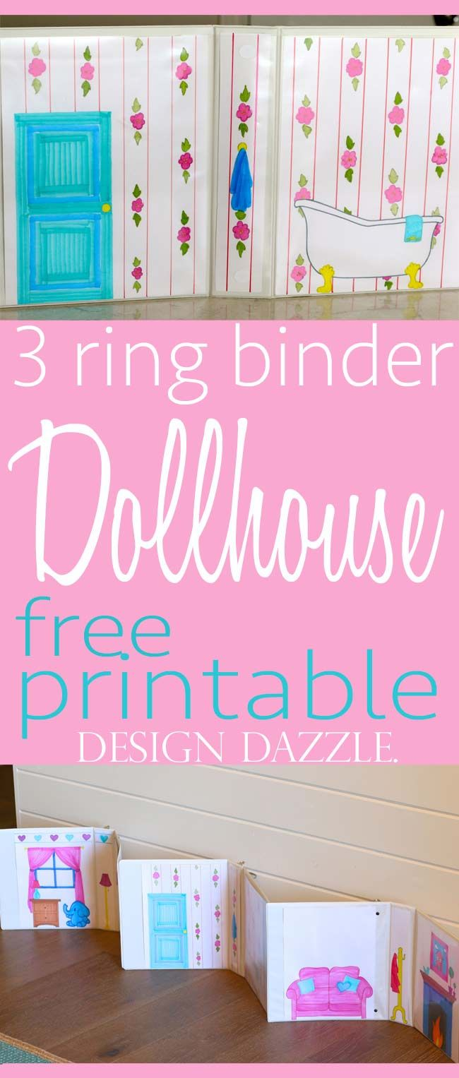 how to make a ring binder book