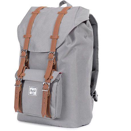 Mid. America Backpack - Grey - alt_image_one