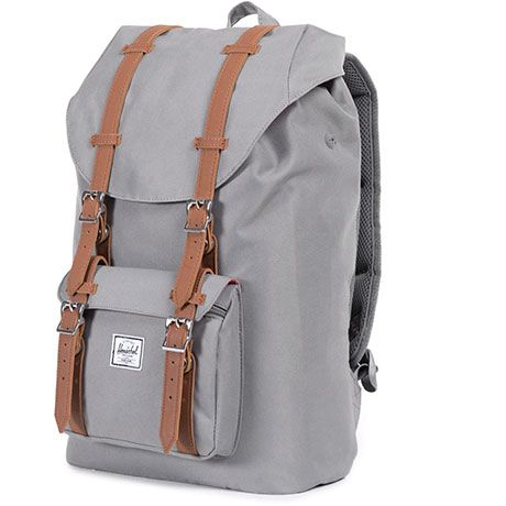 Mid. America Backpack - Grey - alt_image_one