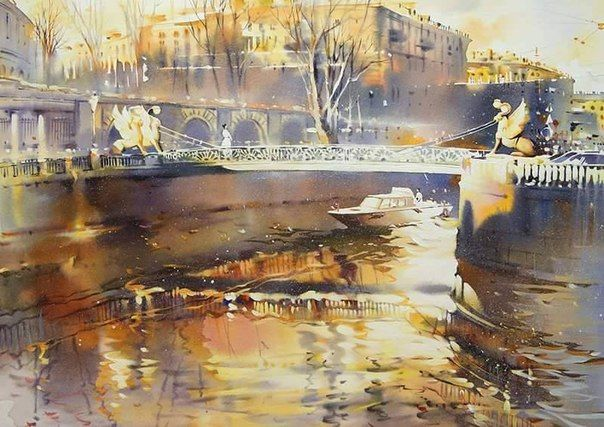 olga litvinenko watercolor - Αναζήτηση Google