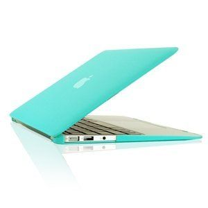 "NEW ARRIVALS! TopCase® Rubberized HOT BLUE Hard Case Cover for Macbook Air 13"" (A1369 and A1466) with TopCase Mouse Pad by TOP CASE, http://www.amazon.com/dp/B0097DUCWW/ref=cm_sw_r_pi_dp_aH74qb1R3CC6S"