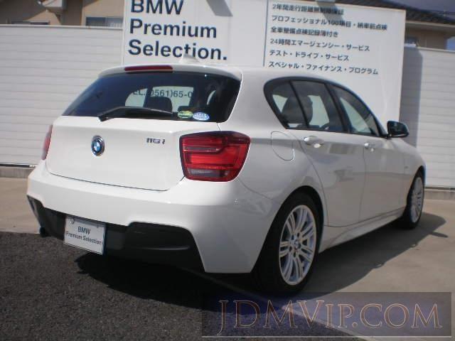 2012 BMW BMW 1 SERIES 116i_M 1A16 - https://jdmvip.com/jdmcars/2012_BMW_BMW_1_SERIES_116i_M_1A16-994uHZ3iadKp7ym-25512