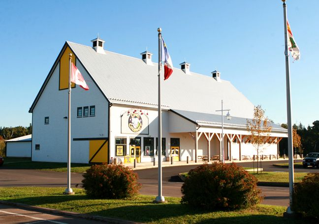 COWS CREAMERY in Charlottetown PEI. A fun and delicious tour experience for all ages.