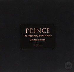 Black Album Limited Edition Prince - I picked up a cassette copy back in the mid-80s and a CD version later in the early 2000s.
