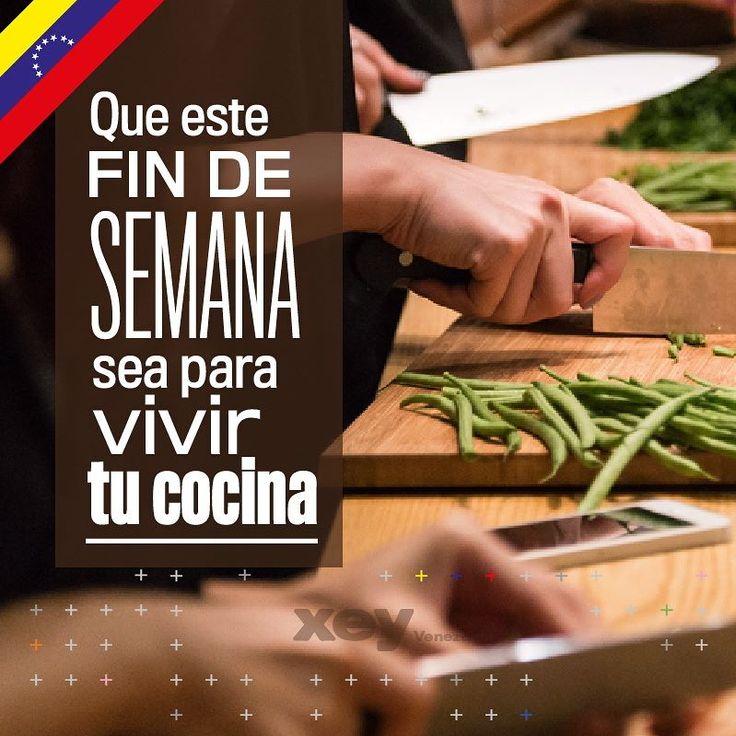 #Venezuela vive tiempos importantes. #Familia y #Amigos son un privilegio para compartir en tu #hogar son la razón de existir. Invítalos ya mismo. Llama a ese grupo de #genteespecial y convídalo a tu #casa Que tu #Cocina brille para todos tus invitados! @xeyvenezuela te desea el mejor #FinDeSemana #ViveTuCocina @XEYvenezuela #cook #diseñointerior #cocinas #hogar #decoración #diseñodeinteriores #cocinasmodernas #cocinasespañolas #Barquisimeto #Tucacas #Maracay #Caracas #Cagua