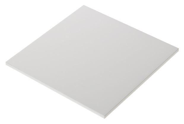 "Frosted Acrylic Plexiglass Sheet .236"" (1/4) x 24"" x 36"""
