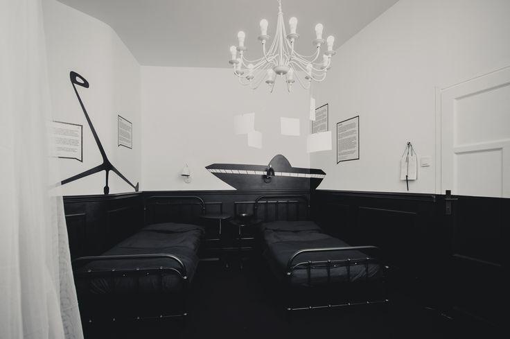 PATRIA pokój/PATRIA – a room