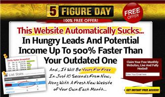 #5Figure #Day builds contact lead list on autopilot