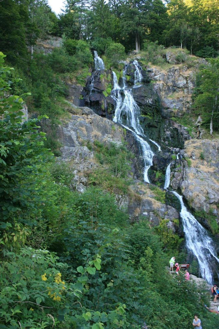 Todtnauer Wasserfall - Todtnauberg, Germany
