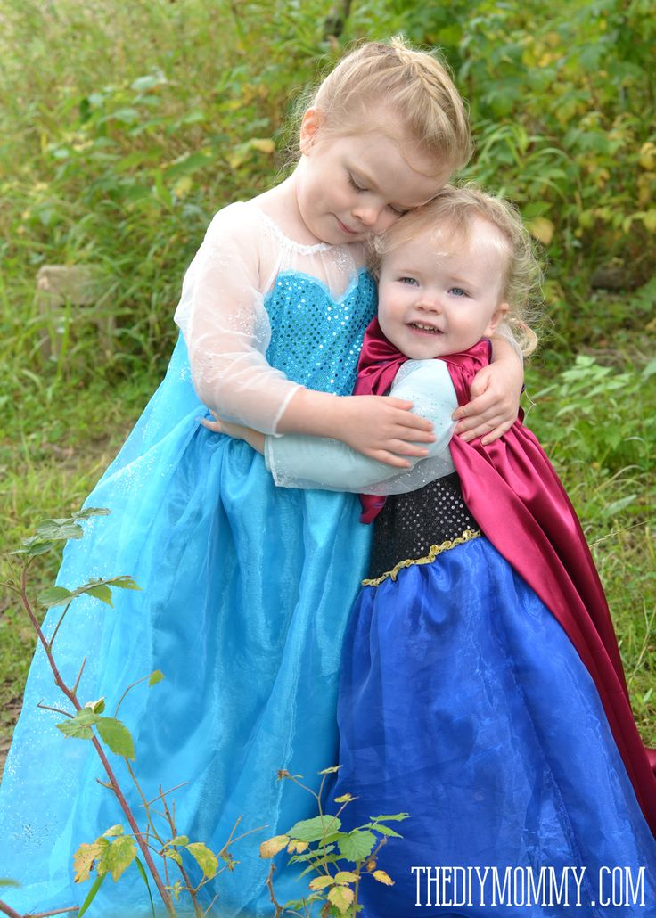 427 best sewing for kids images on pinterest sewing ideas sewing free pattern and tutorial for frozen elsa and anna dresses solutioingenieria Choice Image