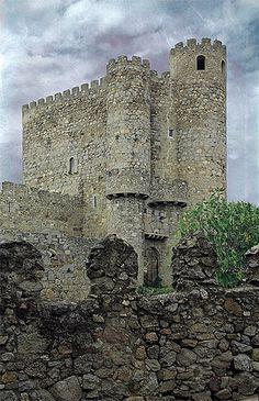 Castillo de Alcalá del Júcar, Castilla la Mancha, España