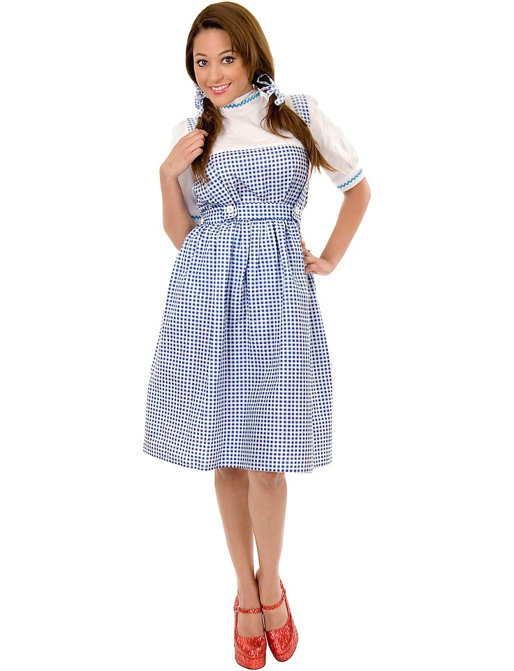 the dorothy plus costume sizes 26 30 sonsi - Size 26 Halloween Costumes