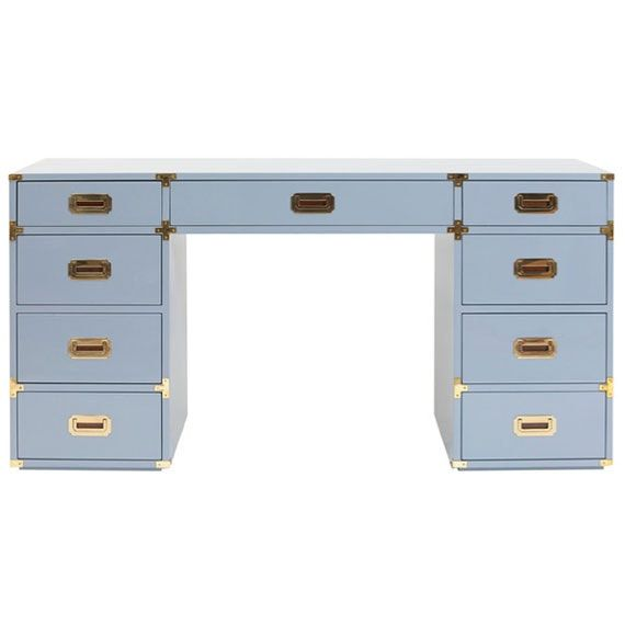 Buy Paris Desk by James Duncan, Inc. - Made-to-Order designer Furniture from Dering Hall's collection of Transitional Desks & Writing Tables.