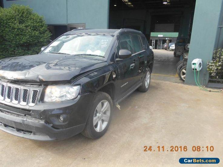 DAMAGED JEEP COMPASS 2012   #jeep #compass #forsale #australia