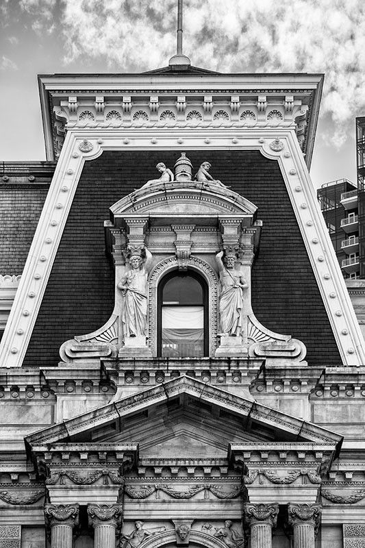 Old Philadelphia City Hall, Downtown Philadelphia (A0009546)