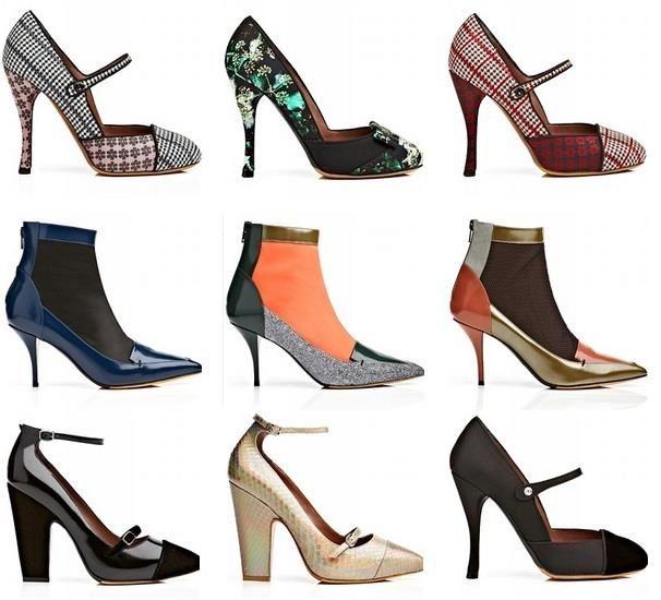 Модная обувь сезона весна лето