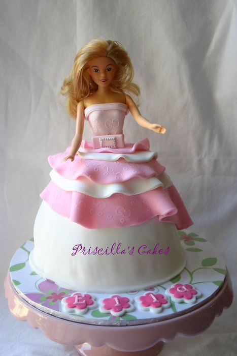 57 best images about Cake Decorating - Dolls on Pinterest ...