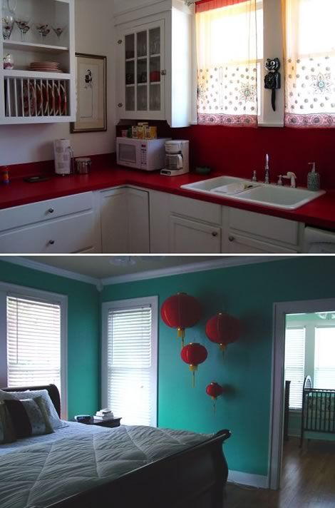 Take A Look At Our Fun Red Home Decor Ideas At  Www.CreativeHomeDecorations.com