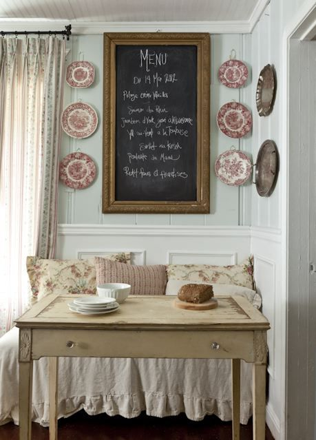 42 best french country cottage style images on pinterest for French country cottage kitchen ideas