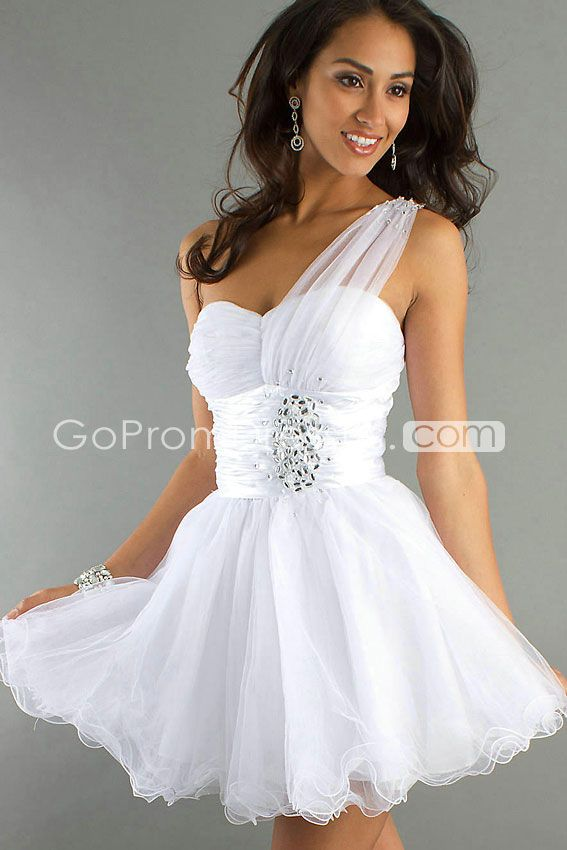 This would look beautiful for a prom or graduation party!    Cocktail Dresses,Cocktail Dresses