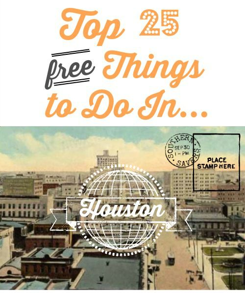 Find It Houston: Top 25 FREE Things To Do In Houston, TX