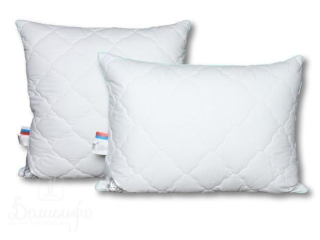 Подушка стеганая ЭВКАЛИПТ-САТИН 50х68С от АльВиТек (Россия) - купить по низкой…