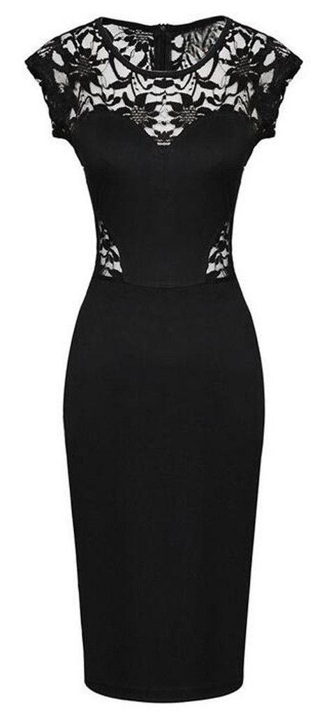 Cupshe All That Sparkles Sheath Lace Dress