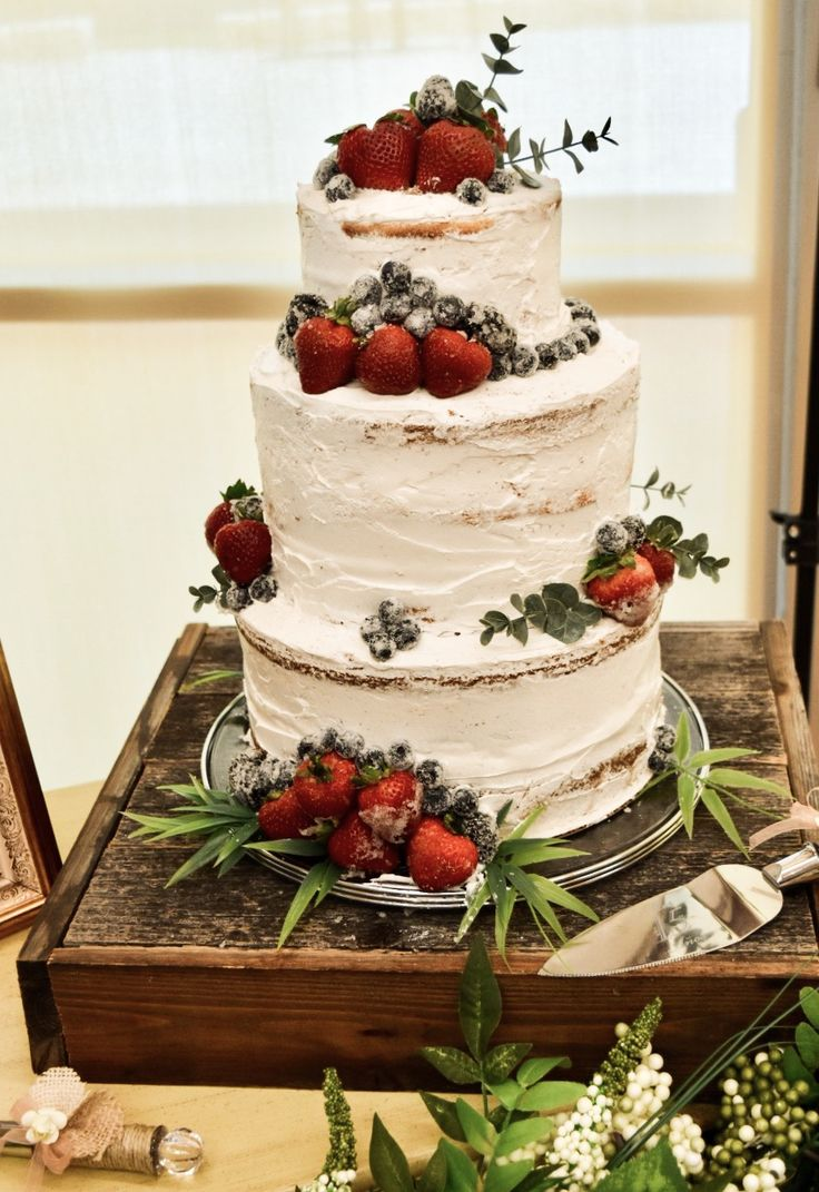 The Best Spring Strawberry Cakes | The View from Great Island