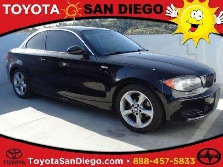 Used-Car-San Diego | 2009 BMW 128 i | http://sandiegousedcarsforsale.com/dealership-car/2009-bmw-128-i