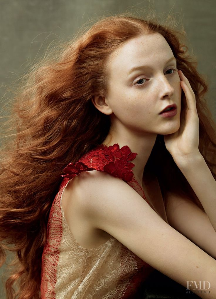 Fire Starters in Vogue USA with - Fashion Editorial | Magazines | The FMD #lovefmd