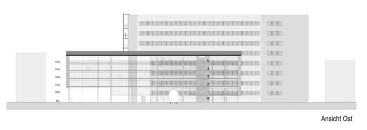 Gallery of Multi-Level Parking voestalpine / x Architekten - 16